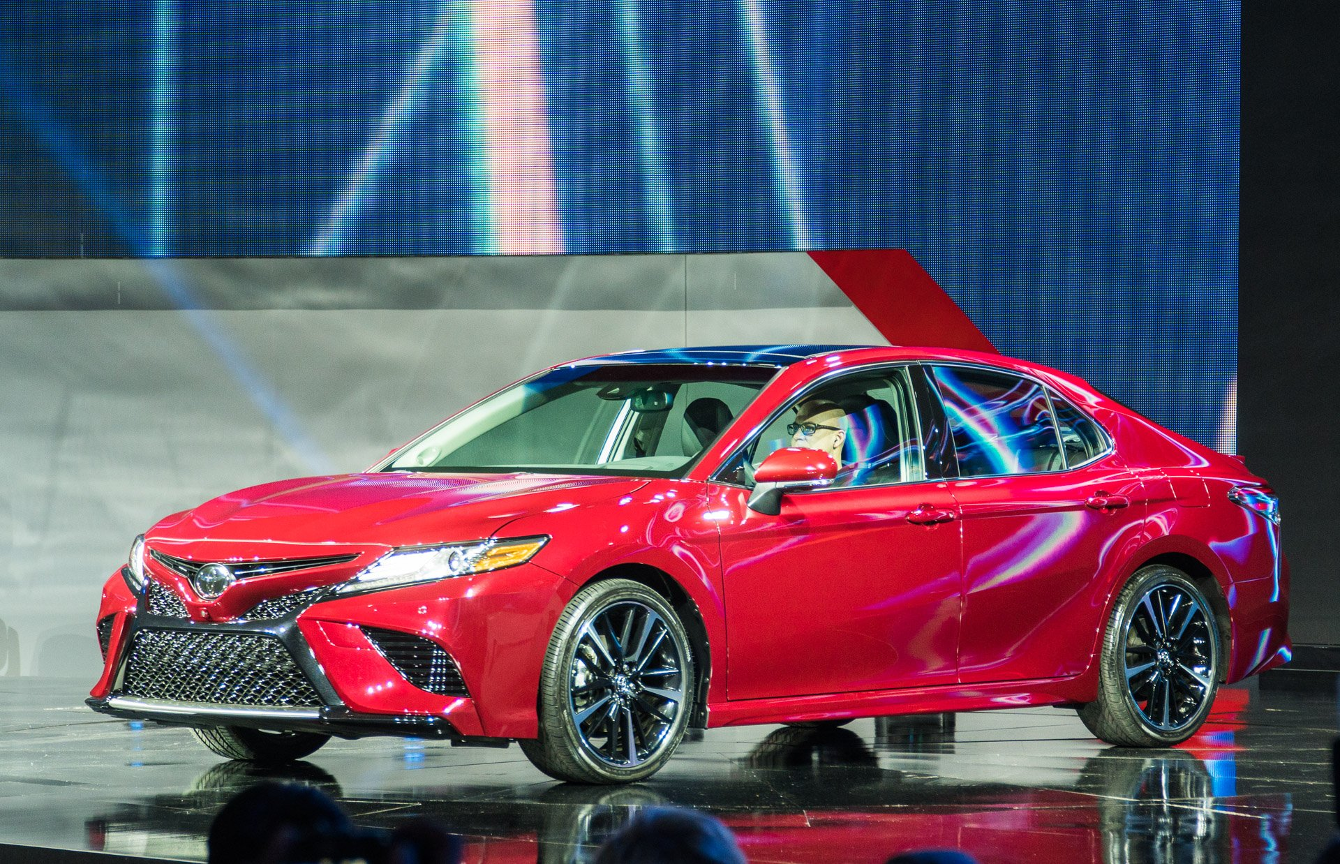 2018 Toyota Camry Brings The Style 95 Octane