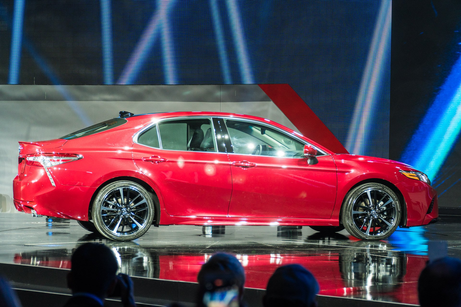 2018 toyota camry black. modren 2018 riding on the new tnga toyota new global architecture and gak platform  2018 camry is expected to have a much stiffer chassis overall better  and toyota camry black
