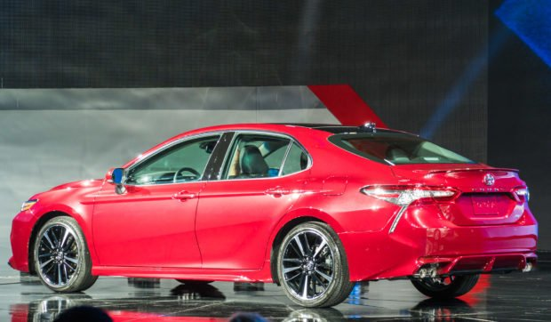 2018 Toyota Camry Brings the Style - 95 Octane