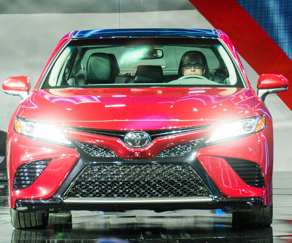 2018 Toyota Camry Brings the Style
