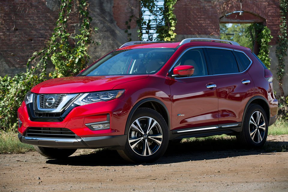 2017 Nissan Rogue Hybrid Price Announced