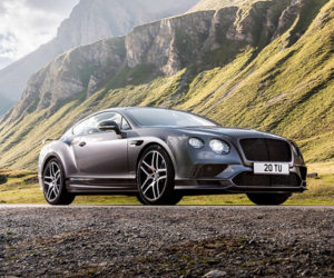 Bentley Continental Supersports Is World's Fastest Four-Seater