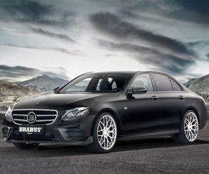 Brabus W 213 is a Gussied-up Mercedes E Class