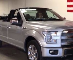 Ford F-150 Convertible: Droptop Pickup