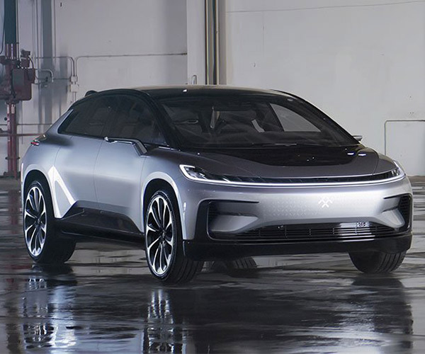Faraday Future CEO Hints at Price for FF 91, It Ain't Cheap
