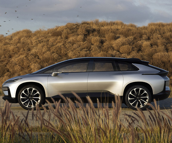Faraday Future FF 91 Is Fast, Not So Furious