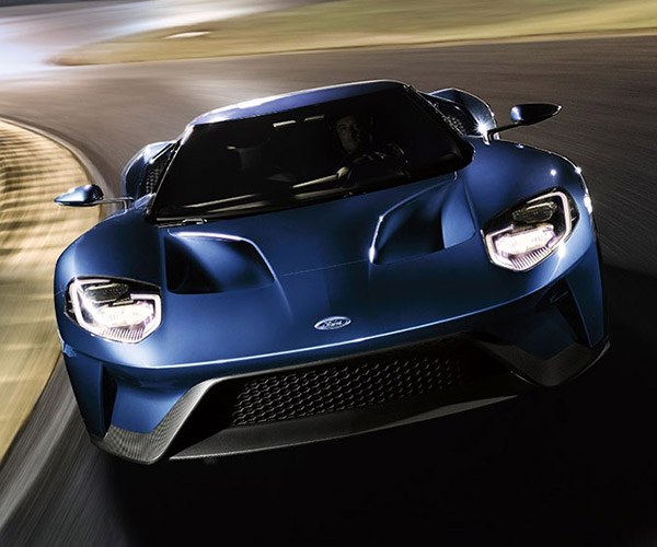 Ford GT Has a 216 MPH Top Speed! OMG!