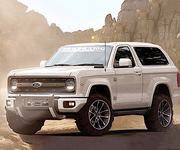 2020 Ford Bronco Could Get Solid Axles