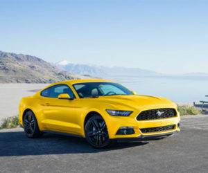Ford Working on Mustang Hybrid for 2020