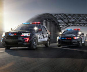 Police Increasingly Opting for SUVs over Sedans