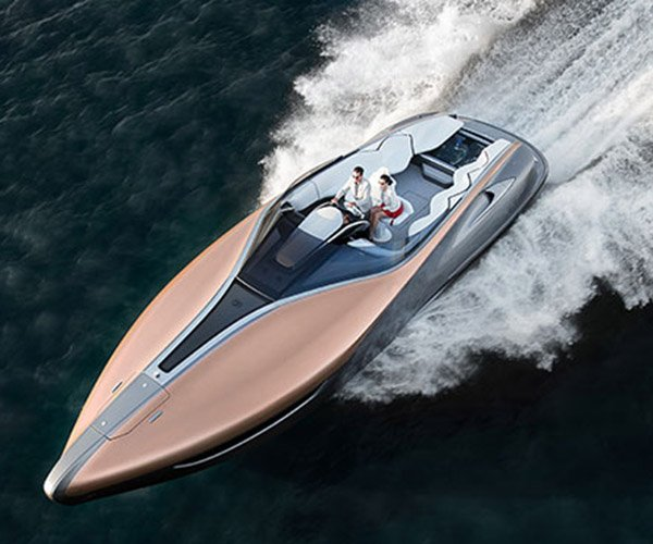 Lexus Concept Yacht: I Think I'll Buy a Boat