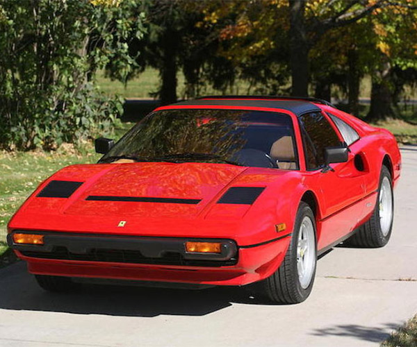 Magnum P.I.'s Actual Ferrari 308 GTS Quattrovalvole is for Sale