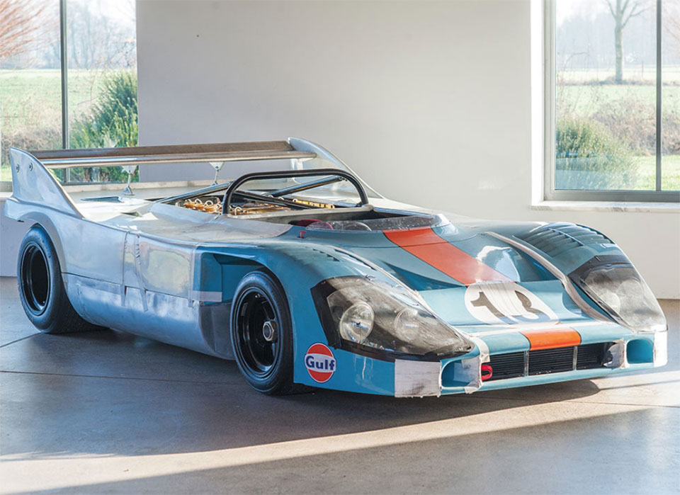 Porsche 917 Chassis 001 for Sale