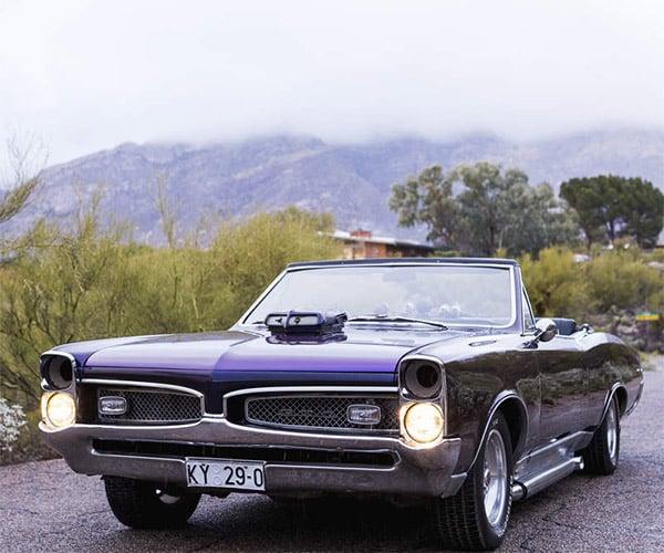 Rent Vin Diesel's xXx Pontiac GTO