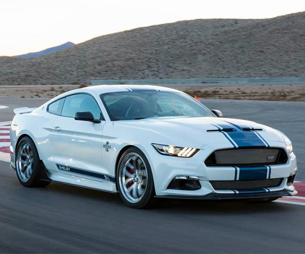 50th Anniversary Shelby American Super Snake