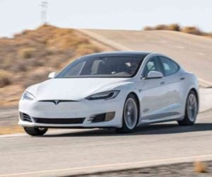 Tesla Intros Model S 100D with Extra Range