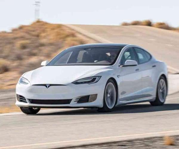 Tesla Intros Model S 100D with Extra Range