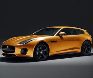 Jaguar, Please Make this F-TYPE Shooting Brake Concept