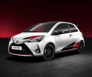 Toyota Yaris Hot Hatch Gets 2x the Horsepower