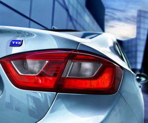 Chevy Cruze Diesel Sedan Rated for 52 mpg Highway