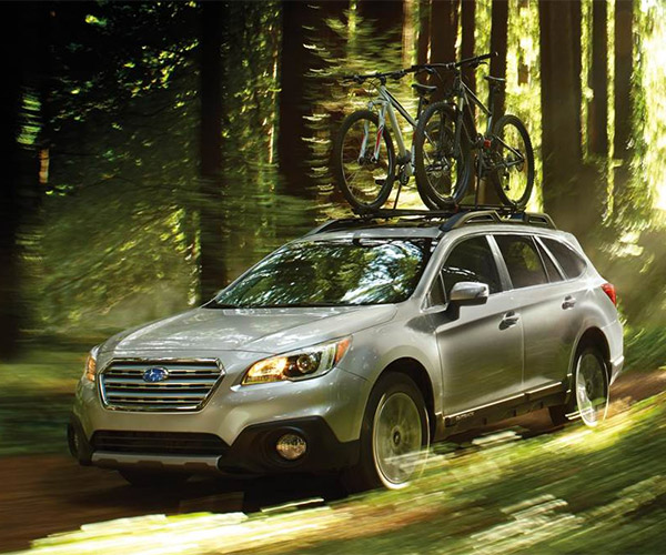 Subaru Gets California Autonomous Testing Permit