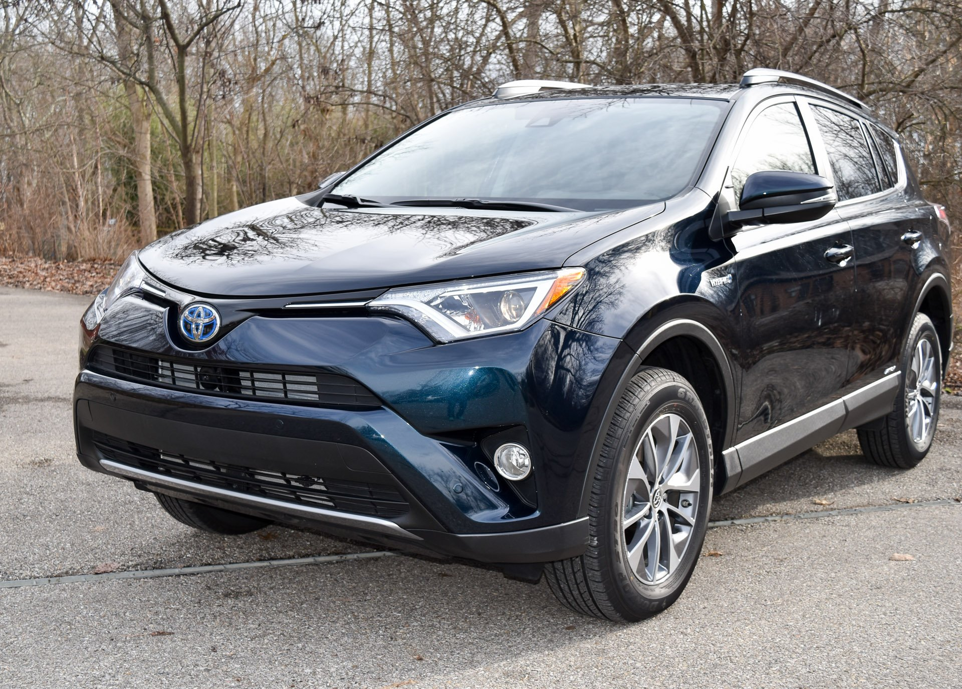 Review 2017 Rav4 Hybrid
