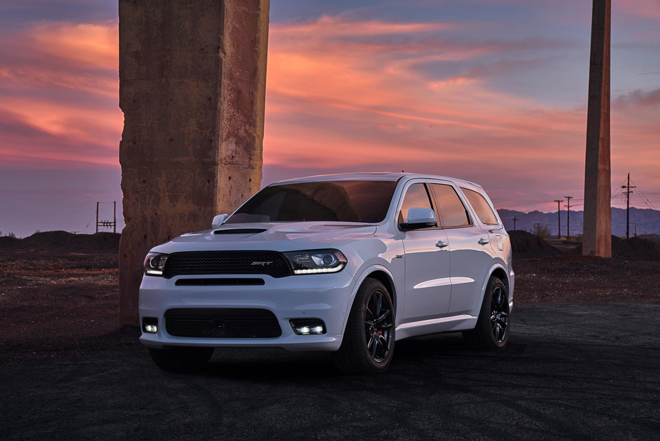 2018 Dodge Durango SRT Has a Quarter-mile Time of 12.9 Sec!