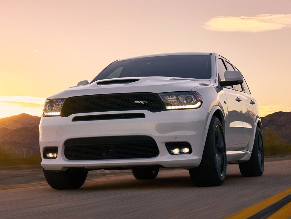Dodge Durango Reviews >> 2018 Dodge Durango SRT Has a Quarter-mile Time of 12.9 Sec! - 95 Octane
