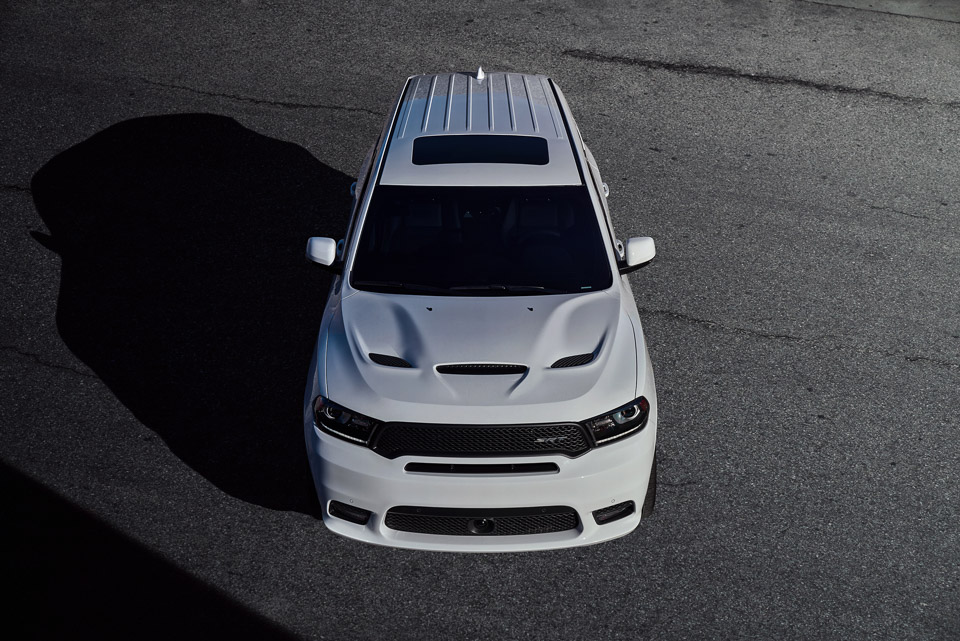 The Durango SRT will hit dealerships in Q4 2017. Pricing has yet to be ...