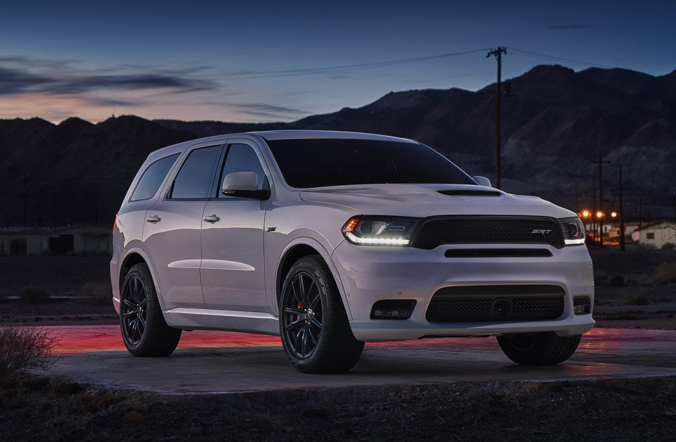 2018 dodge durango srt has a quarter mile time of 12 9 sec 95 octane. Black Bedroom Furniture Sets. Home Design Ideas