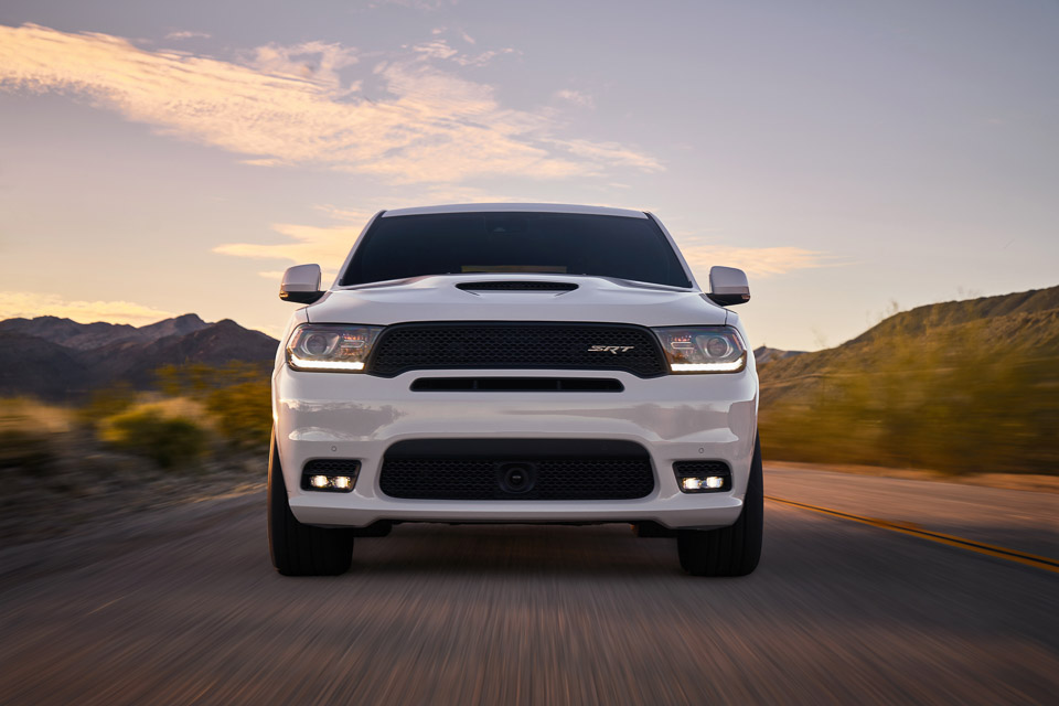 2018 Dodge Durango SRT Has a Quarter-mile Time of 12.9 Sec! - 95 ...