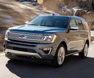 2018 Ford Expedition Hauls Gear with More Power and Luxury