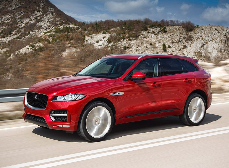 2018 Jaguar F-PACE Prices, Engines Announced - 95 Octane