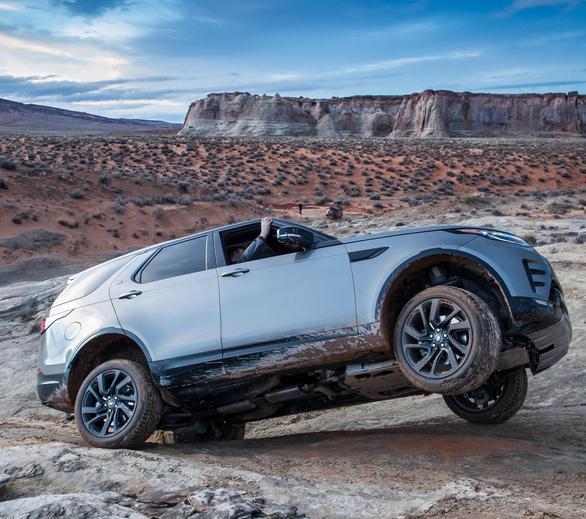 Land Rover: 2017 Land Rover Discovery: The New King Of The SUV Hill