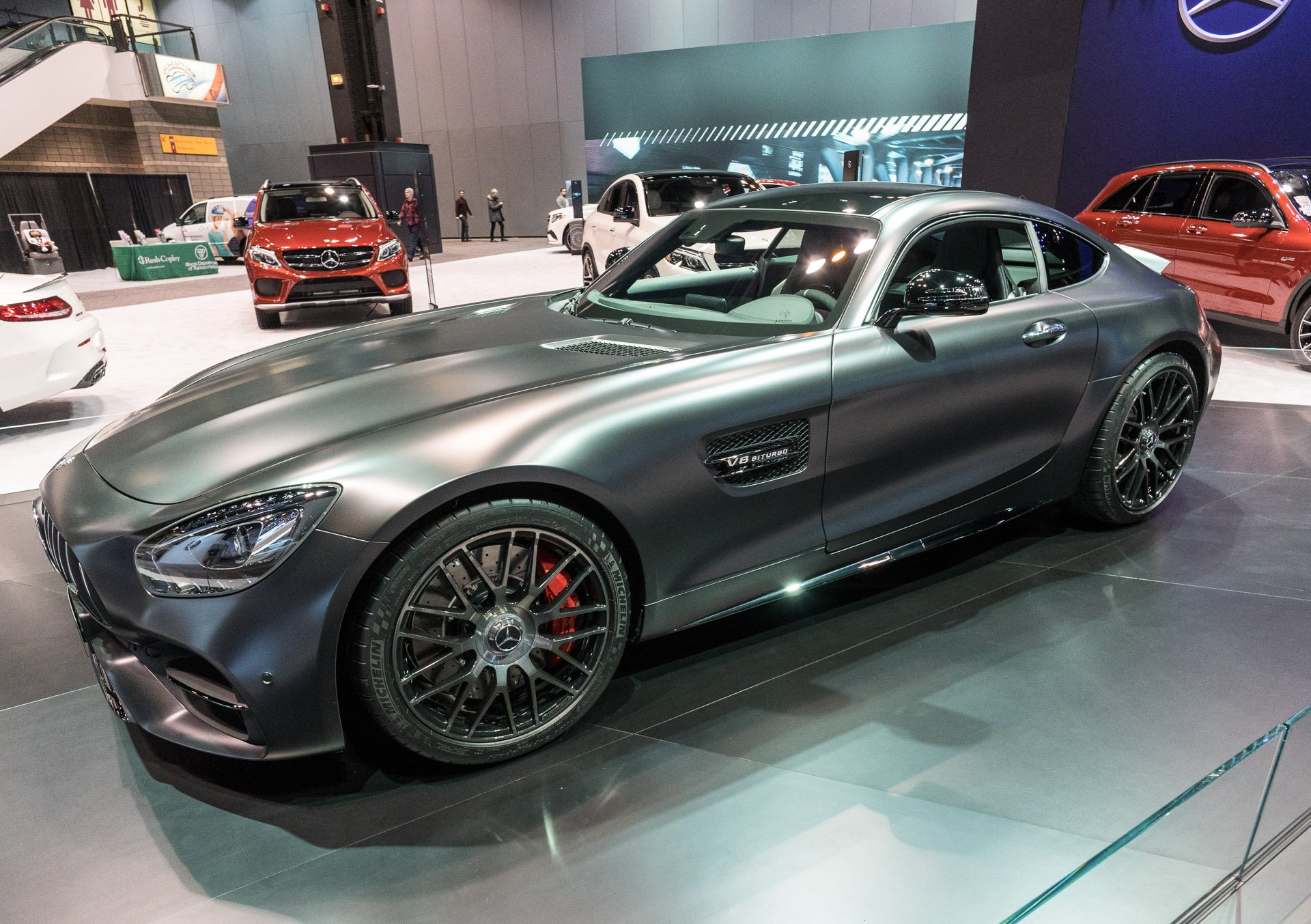up close mercedes amg gt c edition 50 95 octane. Black Bedroom Furniture Sets. Home Design Ideas