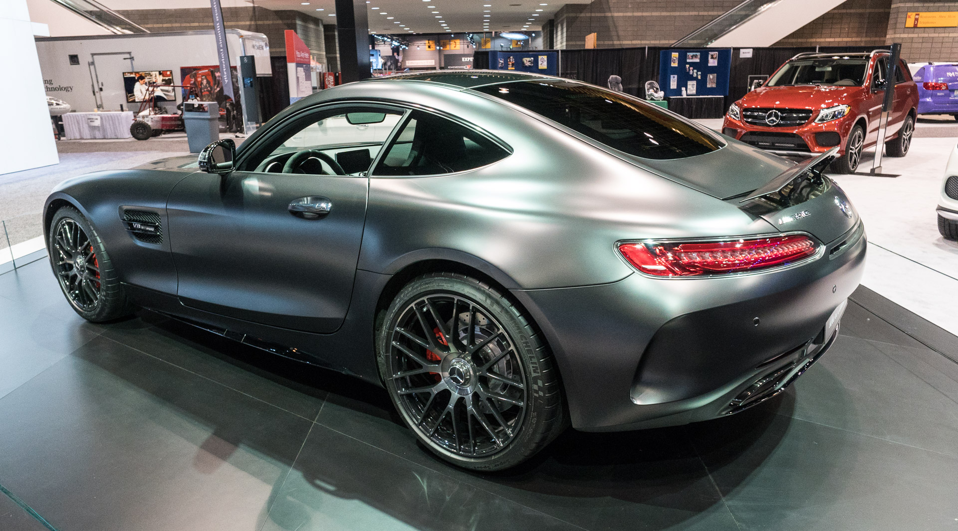 Up Close: Mercedes-AMG GT C Edition 50 - 95 Octane