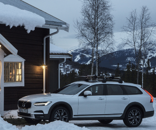 Scandinavian Sanctuary Awaits with Volvo and Tablet Hotels