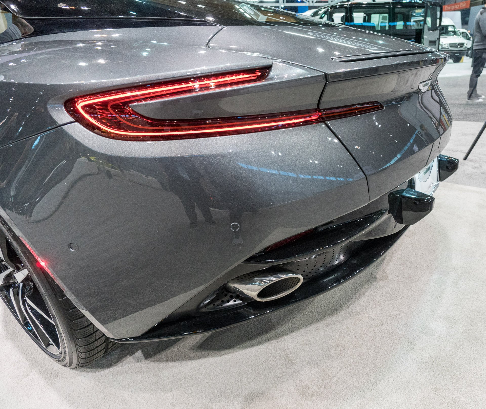 Aston Martin Db11: Up Close: Aston Martin DB11