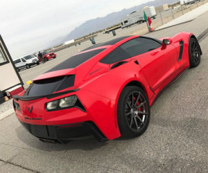 Callaway AeroWagen C7 Corvette Is a Thing of Beautiful
