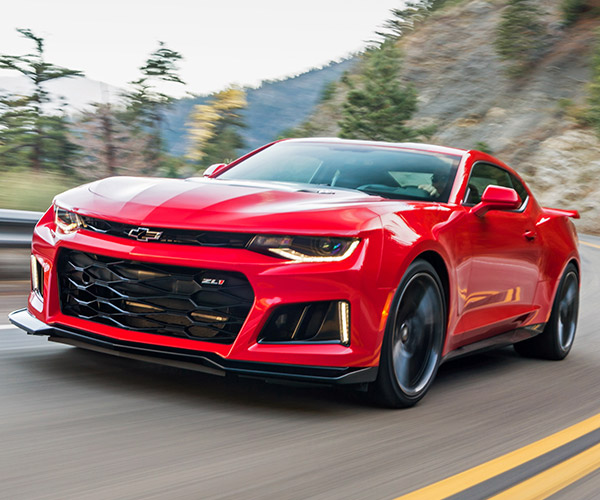 2017 Camaro ZL1 Official Top Speed is 198 MPH