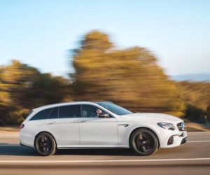 Mercedes AMG E63 S Wagon to Tear up Roads Stateside