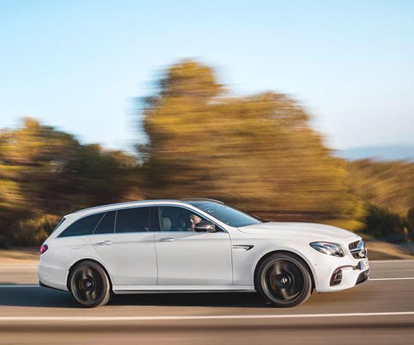 Mercedes AMG E63 S Wagon to Tear up Roads Stateside