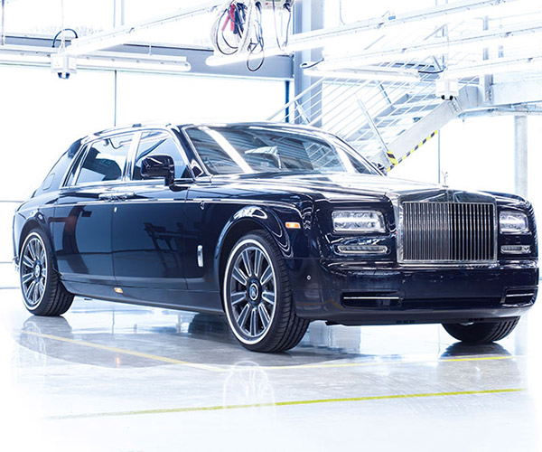 Final Rolls-Royce Phantom VII Is One-of-a-Kind