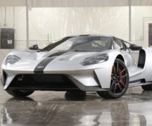 Ford GT Competition Series Sheds Weight for Track Dominance