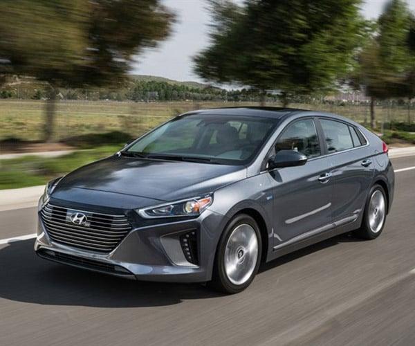 2017 Hyundai Ioniq Hybrid and EV Prices Announced