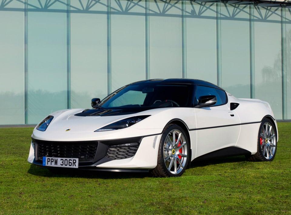 Lotus Evora Sport 410 Esprit S1 Tribute Is The Evora Who