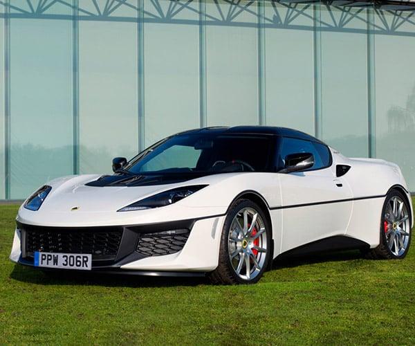 Lotus Evora Sport 410 Esprit S1 Tribute Is the Evora Who Loved Me