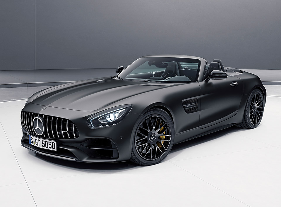 Mercedes-AMG Special Editions Head to Geneva