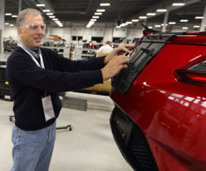 Acura NSX Insider Experience Lets Owners See Their Car Being Built