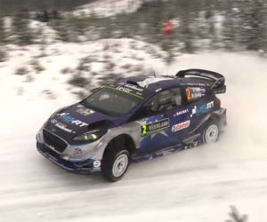 WRC Considers Speed Limits After Crazy Rally Sweden Stage
